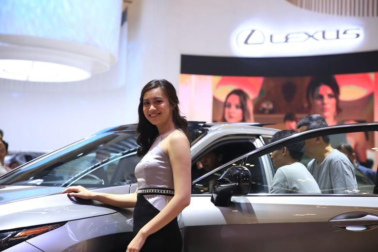 Wanita Cantik Tak Lagi Hiasi Pameran Otomotif? Foto: Rendi Herdiansyah