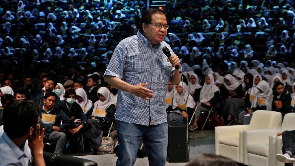 Rizal Ramli: Kebijakan Ekonomi RI Manut Sama Bank Dunia dan IMF
