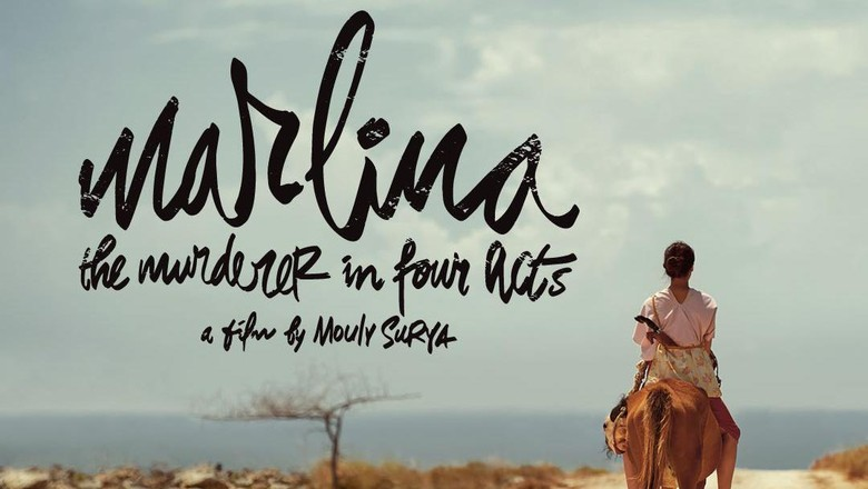Foto: Salah Satu Adegan Film Marlina the Murderer in Four Acts (Official Cinesurya)