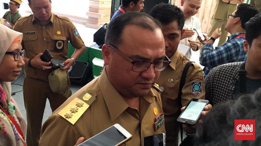 Gubernur Babel Ajak Masyarakat Berzakat untuk Bantu Korban Corona