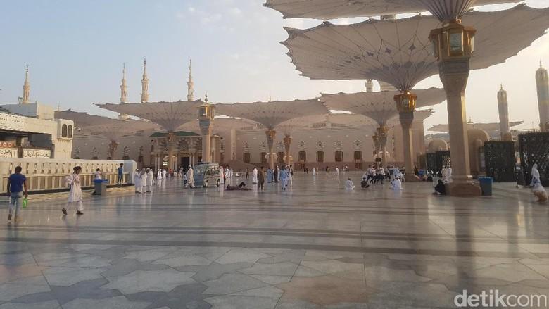 Jemaah Haji Jakarta Meninggal Dunia Saat Salat di Masjid Nabawi