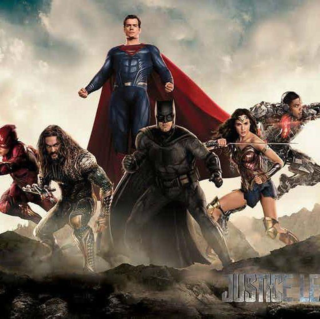 DC Bicara soal Persaingan dengan Marvel