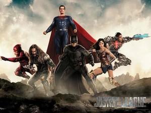 Puncaki Box Office, Justice League Raih Pendapatan Tak Sesuai Target