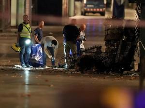 3 Terduga Pelaku Teror Van Barcelona Ditangkap di Perancis