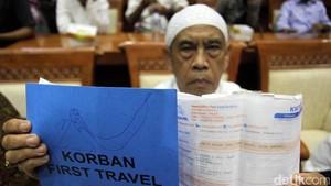 Agen First Travel ke DPR: Kami Juga Bingung Kapan Jemaah Berangkat