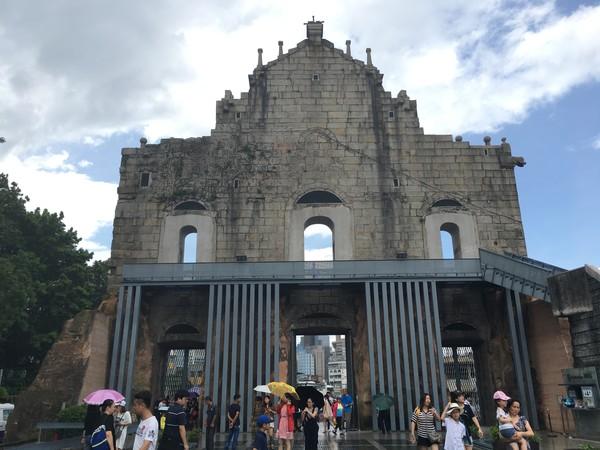 Peringkat pertama diraih oleh Makau yang memiliki populasi 653 ribu dan dikunjungi 17,3 juta turis per tahun (Aji Bagoes Risang/detikcom)