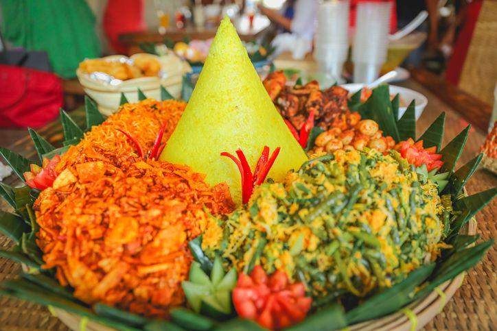 Variation Indonesian food