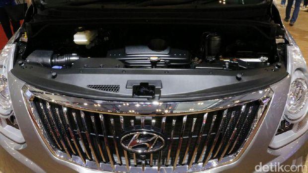 Mengenal Lebih Dekat Hyundai H-1 Terbaru