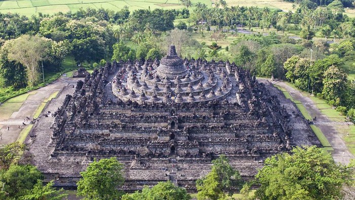 Jumat Mendatang Candi Borobudur Ditutup untuk Wisatawan Perorangan