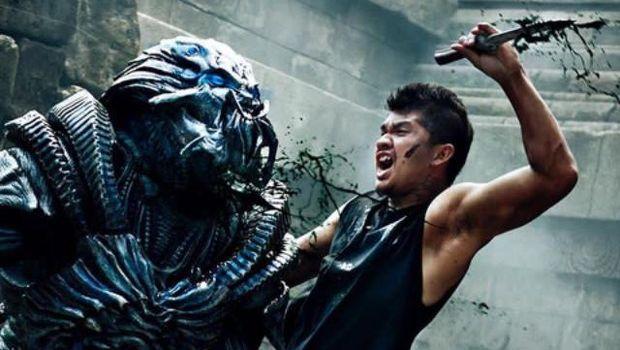 Sutradara 'Beyond Skyline' Nilai Adegan Fighting Iko Uwais-Yayan 'Gila'