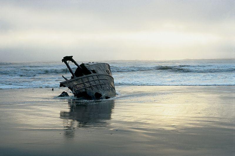 Seperti detikTravel lihat dari situs CNN Travel, Skeleton Coast disebut wilayah paling berbahaya di Afrika dan sulit dijamah manusia (Dok. Skeleton Coast Safaris)