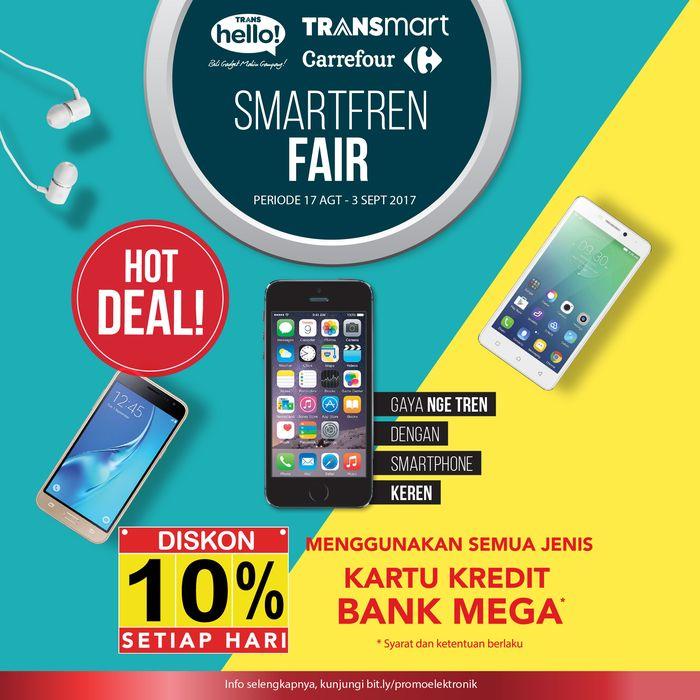 Foto: Promo Spesial Smartphone di Transmart Carrefour (Dok. Transmart Carrefour)