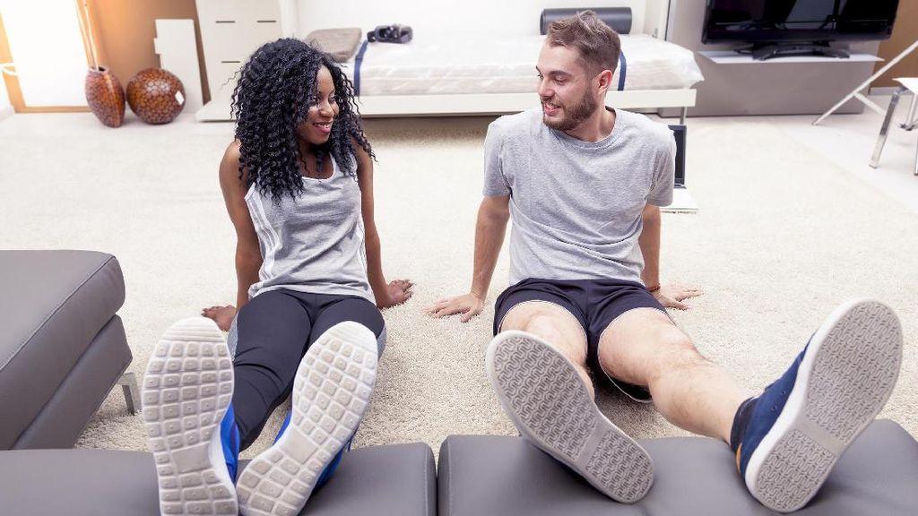 Bolehkah Olahraga Ketika Sedang Sakit?