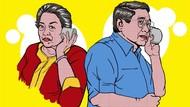 Panas PDIP Vs PD di Medan Tak Lepas dari Mega Vs SBY