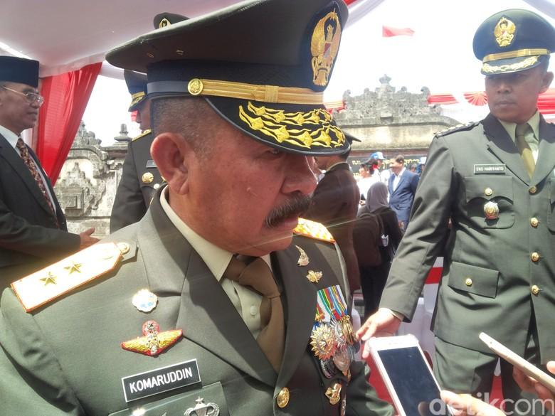 Pangdam Udayana: Ratusan Anggota ISIS Tidur di Bali, NTT dan NTB