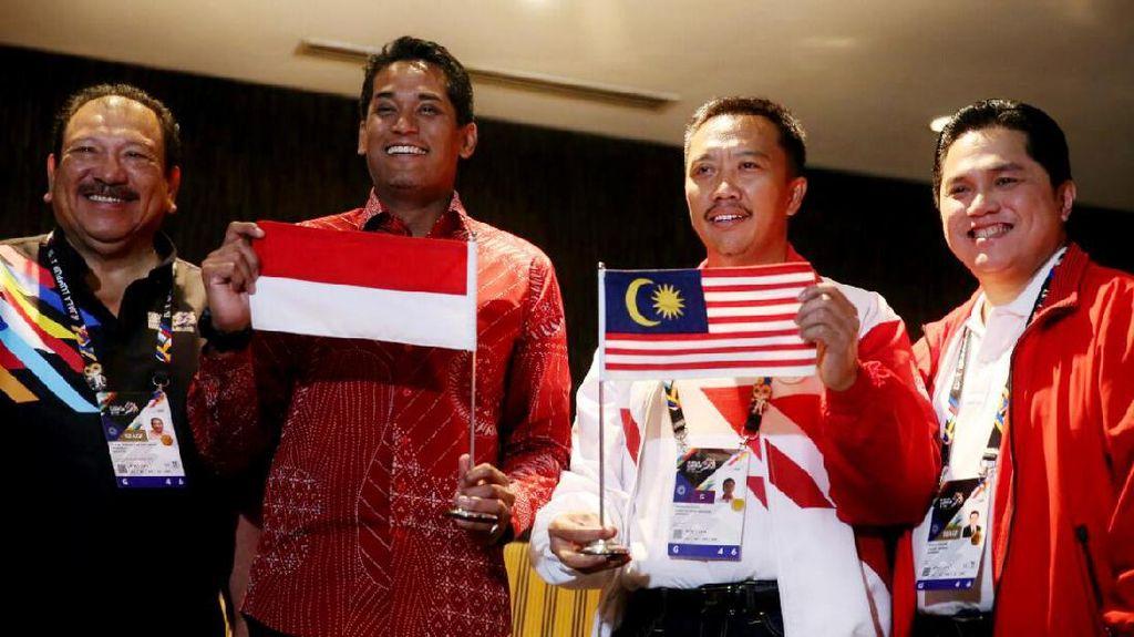 Khairy Jamaluddin, Menpora dan Atlet di SEA Games 2017