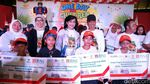 Puluhan Anak Suku Baduy Luar Terima Tabungan Sosial