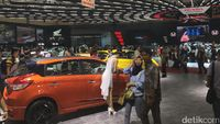 Ribuan Mobil Terjual di GIIAS, Ini Dia Merek Paling Banyak Dicicil