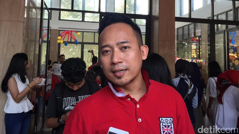 Foto: Denny Cagur (Saras/detikHOT)