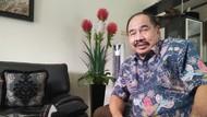 Kepala PPATK Kiagus Badaruddin Sempat Dirawat di RS Persahabatan