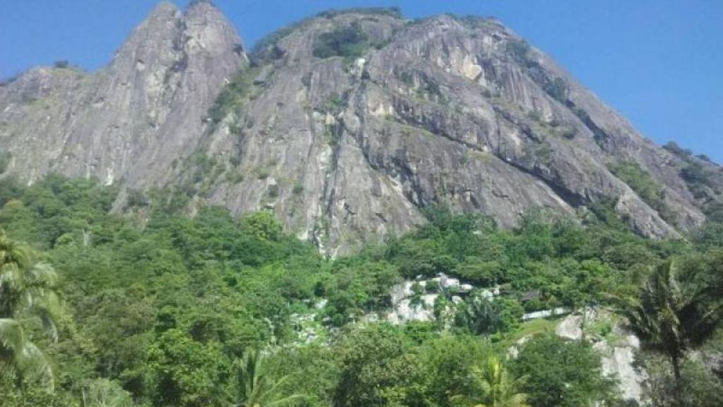 Jatuh dari Tebing 50 Meter, Anggota Baintelkam Polri Meninggal Dunia
