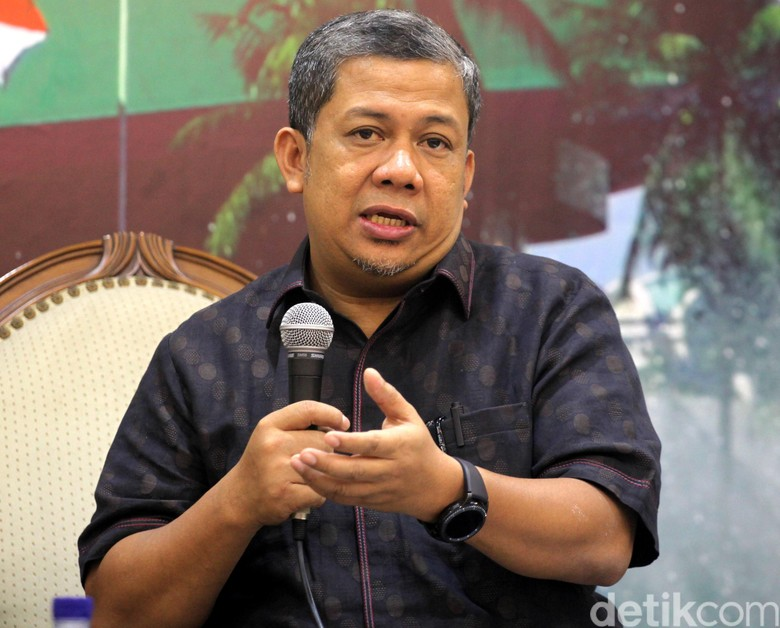Fahri Hamzah Enggan Maju Lagi Jadi Caleg DPR-RI