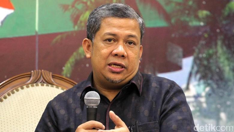 Tunggu Surat Resmi Novanto Mundur, Fahri: Pimpinan DPR akan Rapat
