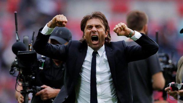 Antonio Conte diklaim akan menjadi pelatih baru Real Madrid pengganti Julen Lopetegui.
