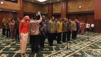 Jokowi Pastikan Pemangkasan Eselon Tak Kurangi Pendapatan