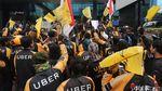 Driver Uber Demo Tarif Rp 0