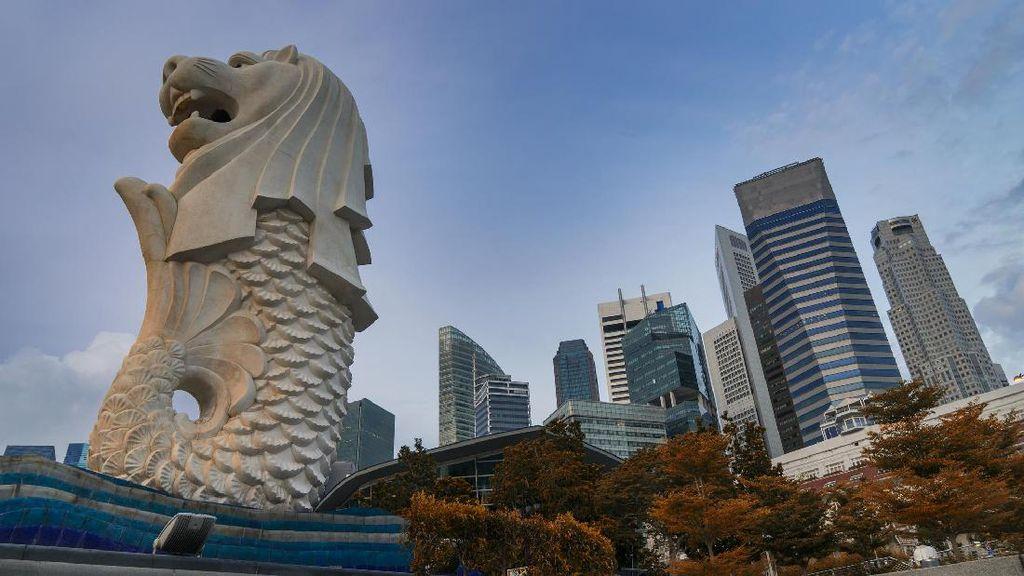 Aturan Ajaib Singapura yang Bikin Geleng-geleng Kepala