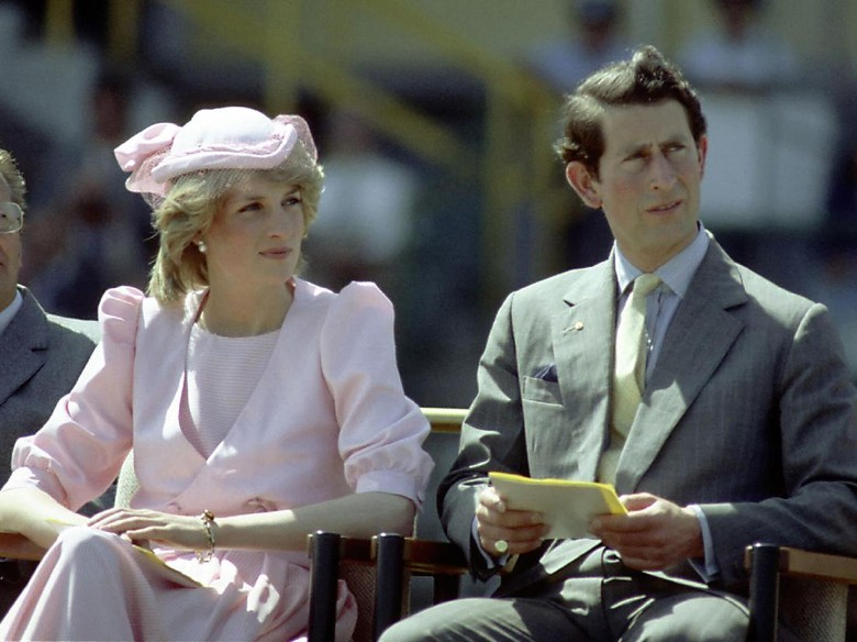 Ternyata Kakak Putri Diana Juga Pernah Pacaran dengan Pangeran Charles