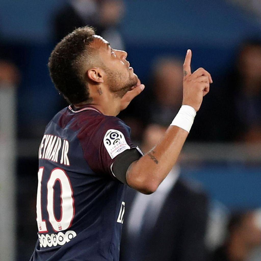 Neymar Fokus ke PSG, Bukan Real Madrid