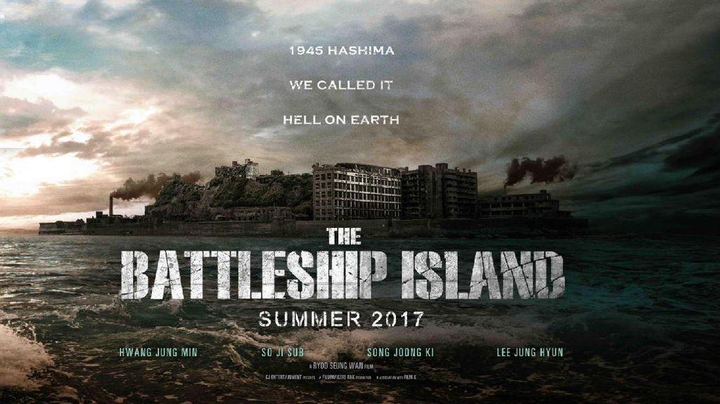 The Battleship Island: Salah Satu Film Perang Terbaik yang Pernah Ada