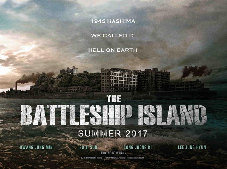 Foto: The Battleship Island