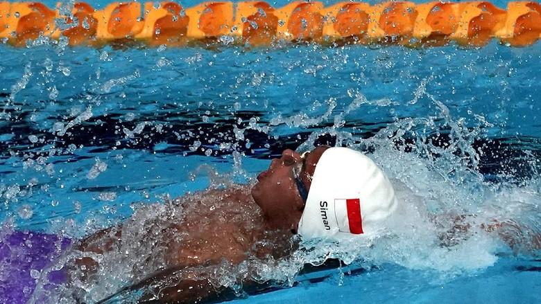 Jelang Asian Games, Tim Renang Indonesia Berlatih di Australia dan AS