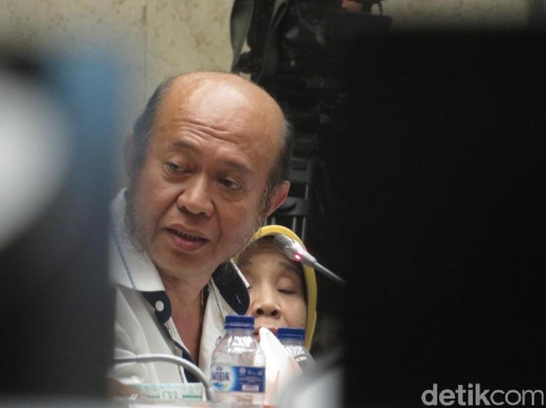 Syarifuddin Sebut Ada Dugaan Rekayasa Rekaman Penyadapan KPK