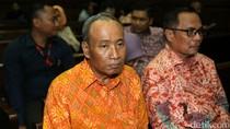 KPK Eksekusi Irman-Sugiharto ke Lapas Sukamiskin