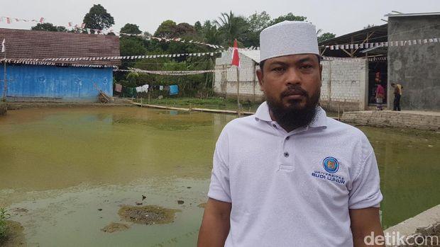 Yayasan Bani Syifa di Serang, Banten