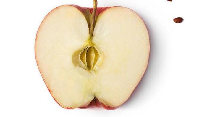 Apel dikenal untuk menjaga sembelit, sebab satu buah apel mengandung sekitar 4,5 gram serat. (Foto: Thinkstock)