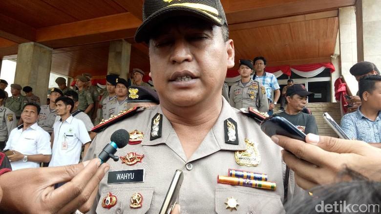 Kapolresta Palembang Tegaskan Tak Pidanakan Mahasiswa Pemberi Suap