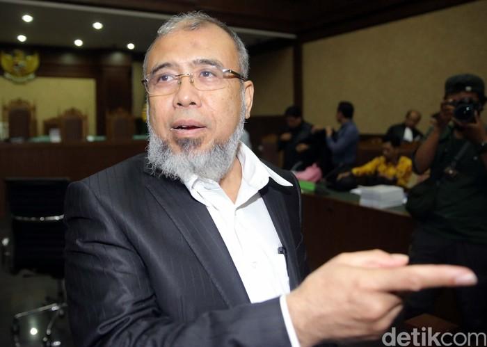 Patrialis Akbar. (Foto: Agung Pambudhy/detikcom).