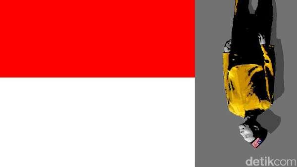 Sapaan Om, Indon, dan Batik di Malaysia