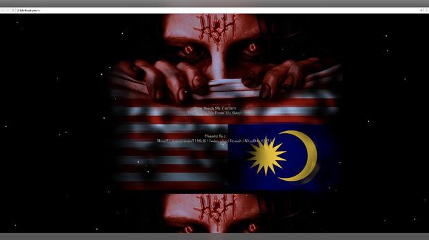 Unjuk Gigi, Peretas Indonesia Bobol Server Malaysia
