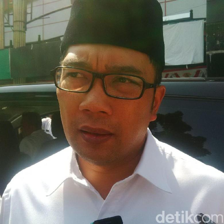 Ridwan Kamil: Krisis Air Bersih? Langsung Hubungi PDAM Bandung