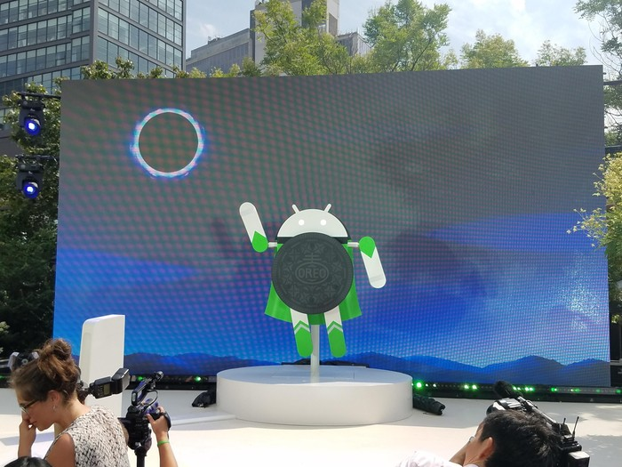 Android Oreo. Foto: internet