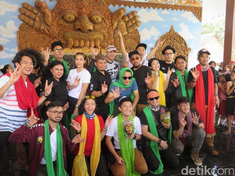 Foto: Para Baikers (Ruly Kurniawan)