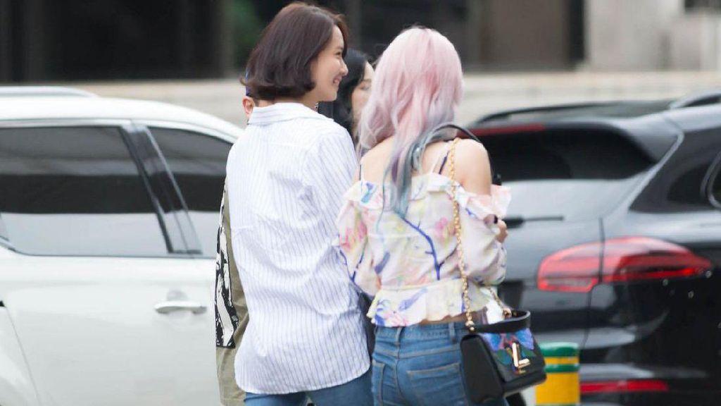Bikin Fans Kaget dengan Rambut Pendek, Ini Alasan Yoona SNSD Potong Rambut
