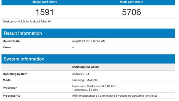 Galaxy A5 2018 Punya RAM 6 GB dan Kamera Ganda?