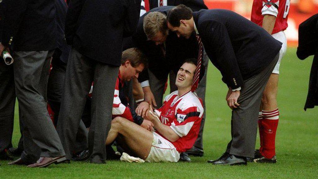 Cedera-cedera Paling Konyol di Dunia Olahraga